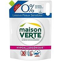Maison Verte Lessive Doypack 0% 1,8 L 30 Lavages -