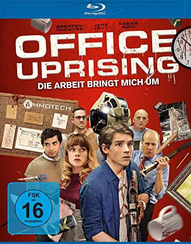 Office Uprising [Blu-ray]