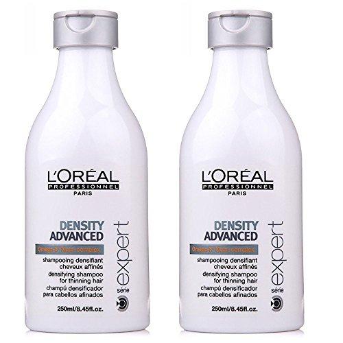 L'Oreal Paris Serie Expert Density Advanced Shampoo for Unisex, 250ml * 2 - Pack Of 2 image