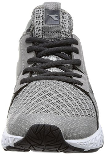Diadora Chaussures Homme / Femme Model X Run Evo Nouvelle Collection Running Grey Grey / Nine Iron