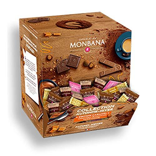 Collection Automne Hiver Monbana Edition Caramel (300 gourmandises) Edition Limitée