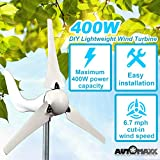 Wind Turbines Review and Comparison