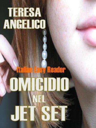 italian-easy-reader-omicidio-nel-jet-set-italian-edition
