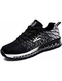 Scarpe da Uomo in Pelle Primavera Autunno Scarpe da Guida Calzatura Alta Comfort Sneakers Stringate per Casual Leggero da Esterno Atletico