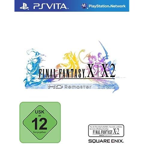 Final Fantasy X/X-2 HD Remaster [Importación Alemana]