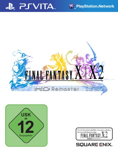 Final Fantasy X/X - 2 Hd Remaster - [Playstation Vita]
