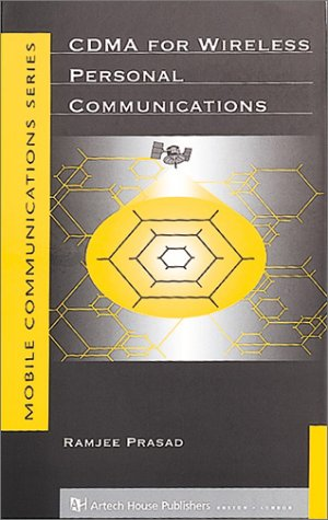 Cdma for Wireless Personal Communications (Artech House Mobile Communications Series) Cdma-serie