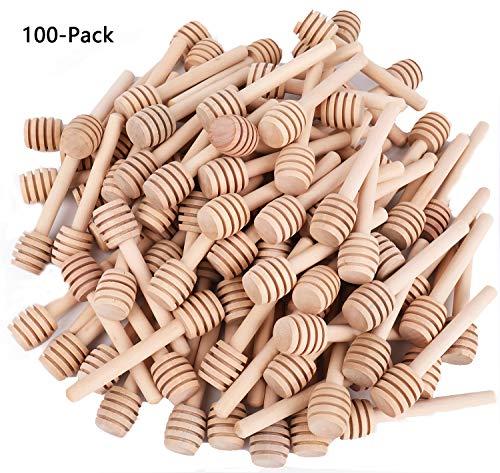 Lawei 100 Stück Honiglöffel Holz...