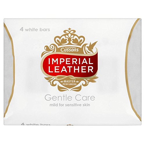 Imperial Leather Bars de savon Gentle Care Sensitive Skin (de 4x100g) - Paquet de 6