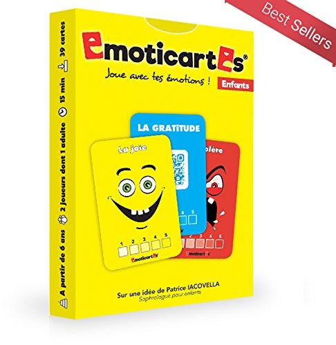 Emoticartes : Pour aider l'enfant à comprendre et à gérer ses émotions (nouvelle édition)