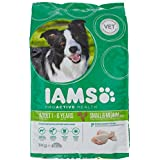 Iams Dry Dog Food Adult Small or Medium Breed Chicken 3 kg (Pack of 3)