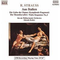 Strauss, R.: Aus Italien / Die Liebe Der Danae