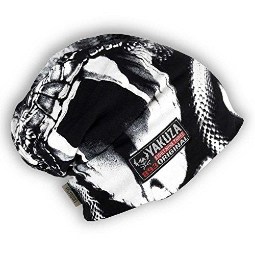 Yakuza Original Unisex Allover Snake II Beanie Mütze