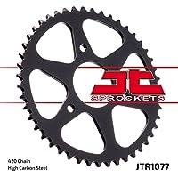 JT JTR1077 - Piñón Trasero para Rieju 50 RS2 Matrix 03 (47 Dientes)