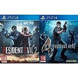 Resident Evil 2 - Edición Estándar &  Evil 4 HD