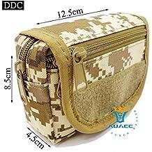 Multifunción Supervivencia Gear Tactical Pouches Molle Bolsa para tarjetas de velcro Bolsa bolsas de camping herramienta de bolsos bolsas de viaje portátil, Waist Bag Phone Pouch, DDC