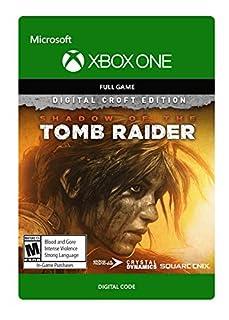 Shadow of the Tomb Raider - Digital Croft Edition - Xbox One [Digital Code] (B07CNMQBRC) | Amazon price tracker / tracking, Amazon price history charts, Amazon price watches, Amazon price drop alerts