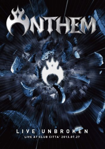Anthem - Live Unbroken [Japan DVD] UIBN-1002