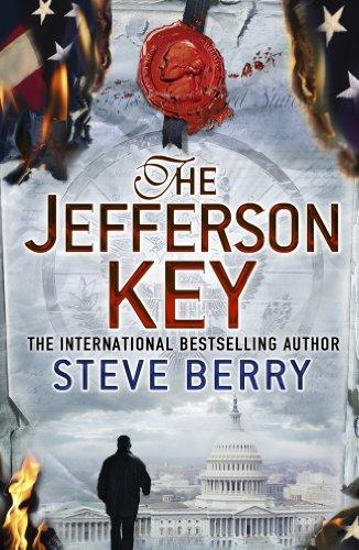 The Jefferson Key by Steve Berry