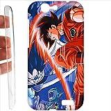 Tuttoinunclick Custodia Cover Rigida per Huawei Ascend g7 c199-343 Goku
