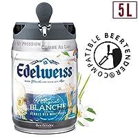 Envie de goûter l'air pur et frais de la montagne, alors on vous conseille de ne pas oublier de vous munir de la bière blanche Edelweiss. Cette succulente bière désaltérante et rafraichissante saura vous emmener au sommet. Vous ne pourrez qu'appré...