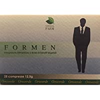 Natural Farm, Formen 25 cpr