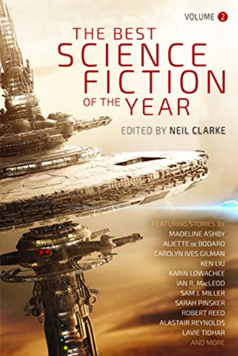 The Best Science Fiction of the Year: Volume Two: 2