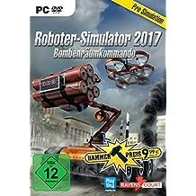 Roboter-Simulator 2017: Bombenräumkommando (PC) (Hammerpreis)