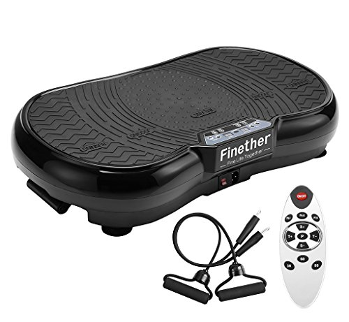 Finether Vibration Plate, Plate-Forme de...