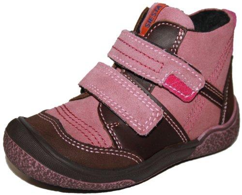 Siesta by juge-chaussures 44.9325 bottines mixte enfant - Rosa (moo/tea/mus/mal 0008)