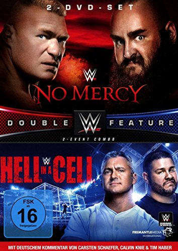 WWE - No Mercy 2017/Hell in a Cell 2017 [2 DVDs]