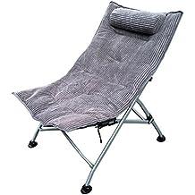 qiangzi silla plegable de playa silla reclinable sillas plegables office nap silln simple tumbonas para nios