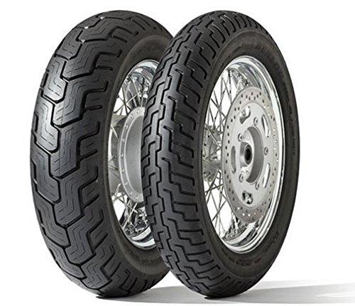DUNLOP 90/90-17 49P D404 TT -90/90/R17 49P - A/A/70dB - Moto Pneu