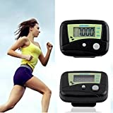 #5: Mini Step Counter Portable Runing Walking Pedometer Distance Calorie Electronic Digital Pedometers
