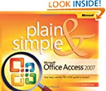 Microsoft� Office AccessTM 2007 Plain...
