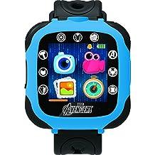 Avengers - Reloj-cámara, smartwatch, multicolor (Lexibook DMW100AV)