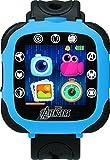 The Avengers Lexibook DMW100AV - Camera Watch, Schermo tattile, Funzioni multimediali (foto, video, registrazioni),  Blu/Nero