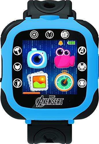 Avengers Camera Watch DMW100AV Reloj-cámara, Multicolor Lexibook