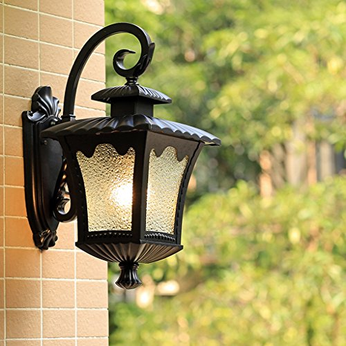 AMOS Weinlesewandlampengang führte Wohnzimmerlampe amerikanische im Freien wasserdichte Korridorhof-Balkon LED-Lichter -