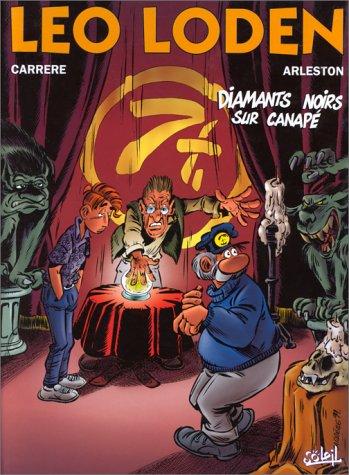 Léo Loden, Tome 11 : Diamants Noirs sur Canapé