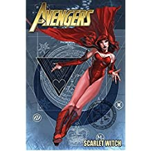 Avengers: Scarlet Witch by Dan Abnett & Andy Lanning