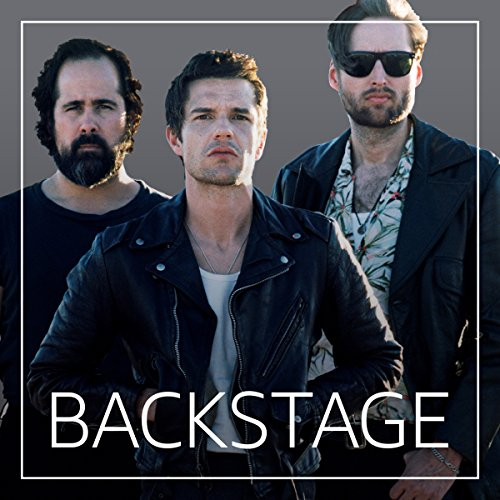 Backstage mit The Killers