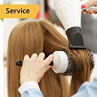 Hair Services - Haircut and Straight Blowdry for Medium Hair - In-Home