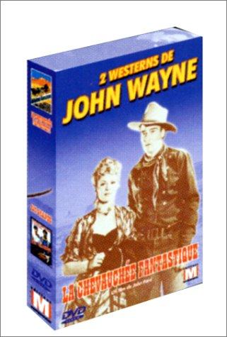 John Wayne : Rio Grande / La Chevauchée fantastique