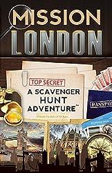 Mission London: A Scavenger Hunt Adventure (For Kids)