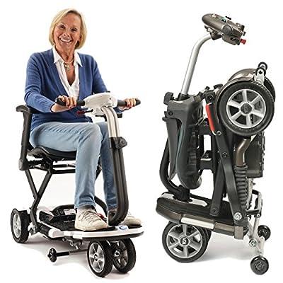 TGA Mobility Minimo Folding 4 mph Mobility Scooter