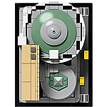 Lego-Architecture-Solomon-R-Guggenheim-Museum-Gioco-di-Costruzioni-Multicolore-21035