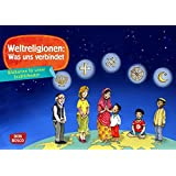 Bildkarten für unser Erzähltheater: Weltreligionen: Was uns verbindet. Kamishibai Bildkartenset. Entdecken. Erzählen. Begreifen. (Bildkarten für Unterricht und Katechese für unser Erzähltheater)