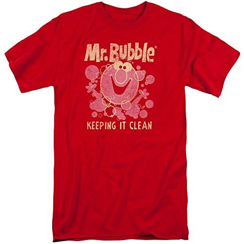 mr-bubble-herren-t-shirt-gr-xxxl-rot