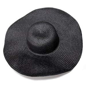 Plage Chapeau De Paille Anti soleil large bord été plage accessoire pour Femme
